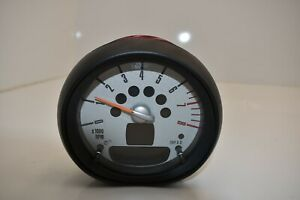2007-16 Mini Cooper Countryman Paceman OEM Tachometer Revolution Counter Cluster