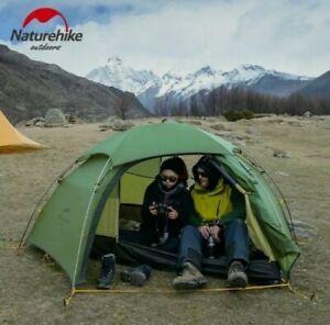 Lightweight tent Cloud Peak 2 - 20d silnylon ,2 person tent with footprint