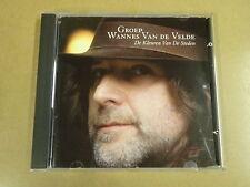 CD / GROEP WANNES VAN DE VELDE - DE KLEUREN VAN DE STEDEN