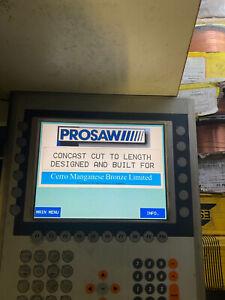 B&R POWER PANEL 4PP2811043-B5 control panel