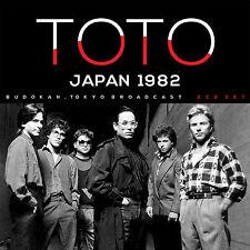 TOTO New Sealed 2017 UNRELEASED LIVE 1982 TOKYO CONCERT 2 CD SET
