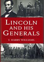 Lincoln And His Generals T Harry Williams 2000 Civil War Hardback