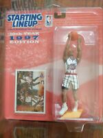 1997 Charles Barkley Starting Lineup MINT! Clear bubble clear case pristine🔥