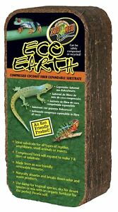 Zoo Med Eco Earth Compresed Coconut Fiber Substrate