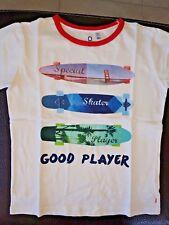 Superbe T-shirt OKAIDI MC - 10 ans - Très bon état