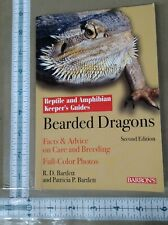 Bearded Dragons Reptile and Amphibian Keepers by Bartlett, Patricia P Paperback