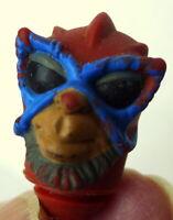 MOTU Stratos Soft Head Part Masters of the Universe Mattel 1983 Vintage
