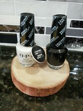 OPI NAUL POLISH LEATHER LIKE RYDELL FOREVER & GREASE IS THE WORD15ML EACH