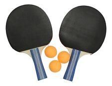 Table Tennis Ensemble 2 Raquettes & 3 Balles
