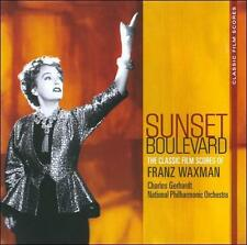 Sunset Boulevard: The Classic Film Scores of Franz Waxman (CD-2011, RCA) SEALED*