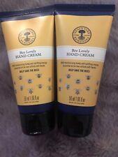 Neal's Yard Bee Lovely 🐝 Hand Cream x2 Brand New Sealed🐝50ml