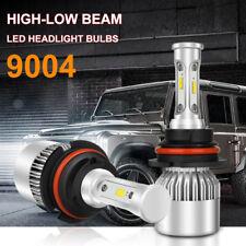 9004 HB1 Cree CSP Led Headlight Kit Bulbs 195000LM 6500K White 1300W Hi-Lo Beam