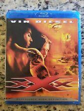 Xxx Bd Blu-Ray Vin Diesel Triple X New Sealed Free Ship