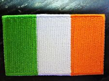 REPUBLIC OF IRELAND ROI EIRE Irish Country Flag Embroidered PATCH Badge *NEW*
