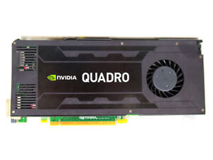 NVIDIA QUADRO K4200 4GB GDDR5 PCI-E GRAPHICS VIDEO CARD 765149-001 W/O BRACKET