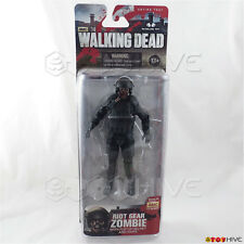The Walking Dead AMC TV Riot Gear Zombie series 4 action figure McFarlane Toys