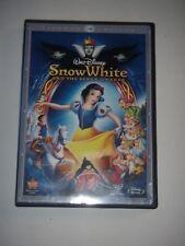 Walt Disney DVD Snow White and the Seven Dwarfs Diamond Edition