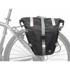 Author Fahrrad Gepäckträgertasche A-N495 Seitentasche wasserabweisend schwarz