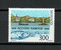S33882 Monaco MNH 1996 Ramoge Joint Issue France Italy 1v