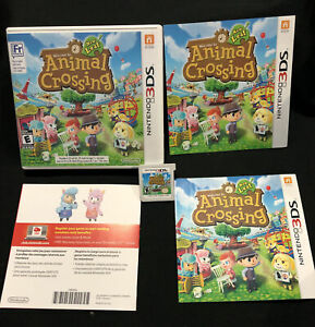 Animal Crossing: New Leaf (3DS, 2013) Tested And Complete
