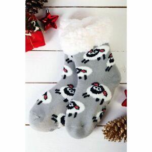 Children's Cute Slipper Socks - cute sheep anti-slip home socks for kids