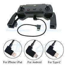 OTG Micro USB Cable 90° Data Transfer for DJI Mavic Mini Drone Remote Controller
