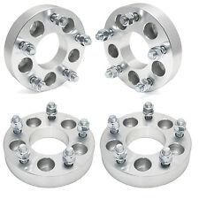 """4 Pcs Wheel Spacers Adapters 5x4.5 to 5x5 for Jeep JK TJ YJ KK SJ XJ MJ 1.25"""""""