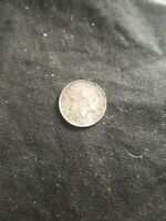 1852 Three Cent Silver 3C Coin