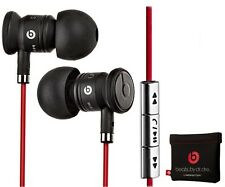 Original Monster urbeats Beats By Dr Dre in-ear auriculares auriculares Schwartz nuevo