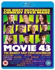 NEW/SEALED Movie 43 (Blu-ray, 2013)