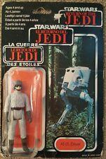 1983 Star Wars AT-ST Driver MOC Trilogo