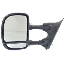 New Left Mirror for Ford F-250 Super Duty FO1320195 1999 to 2005