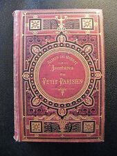 Aventures d'un petit parisien Alfred de Bréhat Collection J Hetzel