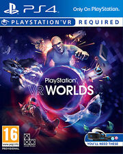 Sony Ps4 - Playstation VR mondes 9855057