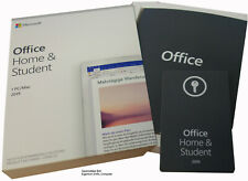 MS Office 2019 Home & Student multilingual   1 PC / Mac   Dauerlizenz   Box   ML