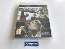 Resonance Of Fate - Sony PlayStation PS3 - FR - Neuf Sous Blister
