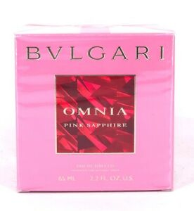 Bvlgari Omnia Pink Sapphire 65ml EDT NEU/OVP