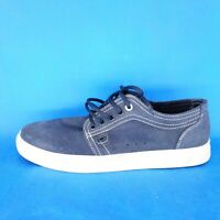 Hamaki Ho Herren Schuhe Sneaker Sportschuhe Größe 41 Wildleder Blau Np 149 Neu