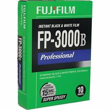 Fujifilm FP-3000B - Black & white instant film ISO 3000 10 sheets #2602643