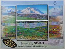 jigsaw puzzle 1000 pc Seasons of Denali Alaska Eielsojn by Ree Nancarrow