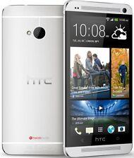 HTC One M7 - 32GB - Silver White (Sprint) 4G LTE Smartphone