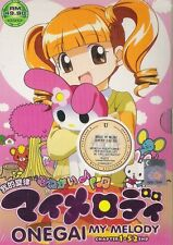 DVD ONEGAI MY MELODY  Vol:1-52 End + FREE 1 anime DVD + Tracking