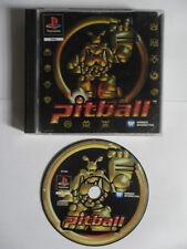 PITBALL - PLAYSTATION - JEU PS1 PS2