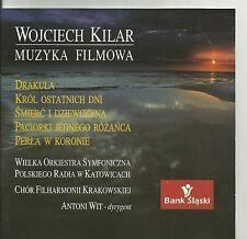 KILAR - MUZYKA FILMOWA FILM SCORES 1998 RARE OOP OST POLSKA POLAND POLONIA POLEN