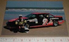 Rodney Orr Robbinsville NC Palm Coast FL Nascar Goody's Dash Ser racing postcard