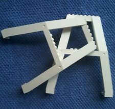 Lego 2635 Crane Support A-Frame. White. From sets 6597, 10159, 7690 etc
