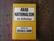 Arab Nationalism: An Anthology