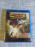 DUNGEONS & DRAGONS 2-MOVIE COLLECTION - 2 Disc Blu-Ray Set