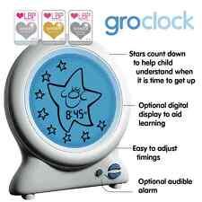 GRO CLOCK GRO COMPANY CHILDS/TODDLER SLEEP TRAINER | NURSERY NIGHT LIGHT LAMP