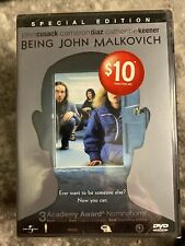 Being John Malkovich (Dvd) Special Edition (unopened)